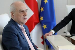 ზალკალიანი: პანდემიასთან საქართველოს ბრძოლას ევროკომისიის პრეზიდენტი მაღალ შეფასებას აძლევს