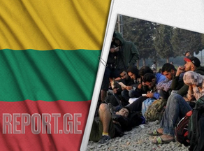 Migrants paid to return home in Lithuania