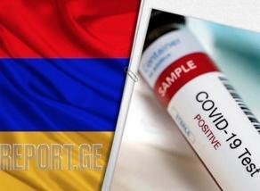 В Армении выявлено 173 новых случая COVID-19