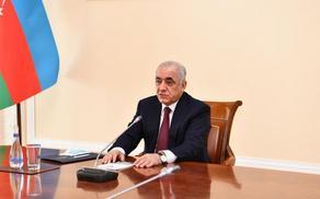 გლობალური მასშტაბით, აზერბაიჯანი - ძლიერი ქვეყანაა :აზერბაიჯანის პრემიერი