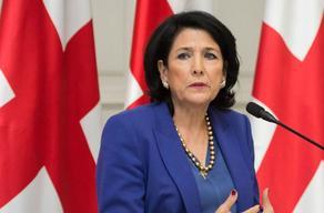 Зурабишвили приветствует подписание мирного соглашения