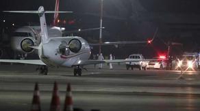 В Тбилисском аэропорту приземлился спецрейс