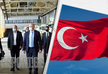 Turkish delegation hosted by Tbilisi Aircraft Manufacturing