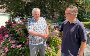 82-летний пенсионер перечислил пострадавшим от наводнения 1,2 млн евро
