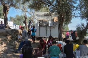 საბერძნეთის კუნძულების მოსახლეობა დევნილთა გადაჭედილ ბანაკებს აპროტესტებს