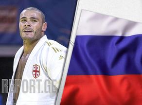 Гурам Тушишвили одержал победу над дзюдоистом из России и вышел в финал