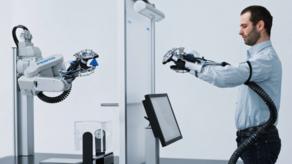 ეგზოჩონჩხი, რომლითაც შესაძლებელია შეიგრძნო ის რასაც რობოტი ეხება  - VIDEO