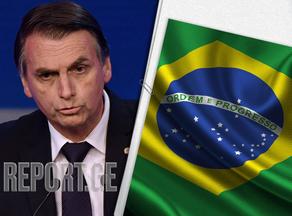 Президента Бразилии не пустили в ресторан - ФОТО