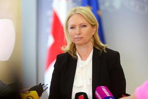 Натия Турнава: мы планомерно идем к Европе