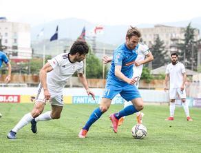 Dinamo Batumi FC defeats Dinamo Tbilisi 1:0