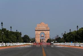 ინდოეთში ჰაერი რეკორდულად სუფთა გახდა