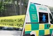 В Лентехи после избиения скончался водитель микроавтобуса