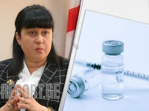 В Тбилиси откроется специальный центр для вакцинации педагогического персонала