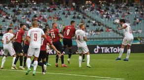 Дания в полуфинале Евро-2020