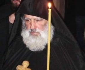 სამების არქიმანდრიტი ელისე წერეთელი გარდაიცვალა