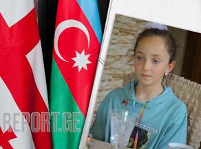 10-летняя Хаджар Юсипова отправила письмо Ильхаму Алиеву