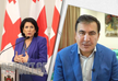 Salome Zurabishvili releases statement