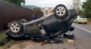 ჩაილურში მომხდარი ავარიის დროს ქალი დაიღუპა