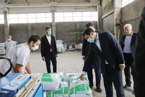 წნორში საკვების მწარმოებელი საწარმო პრემიერ-მინისტრმა მოინახულა