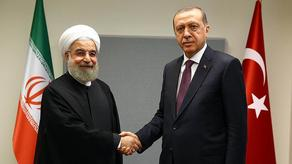 ირანისა და თურქეთის პრეზიდენტებმა საჰაერო საზღვრის გახსნა განიხილეს