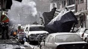 ავღანეთში მომხდარ აფეთქებაზე პასუხისმგებლობა თალიბებმა აიღეს