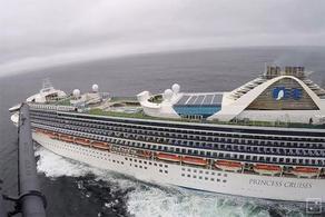 Круизному лайнеру Grand Princess позволили зайти в порт