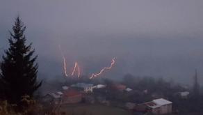 Пожар в Сванетии - Служба по управлению чрезвычайными ситуациями распространяет заявление