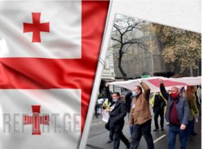 Оппозиция: Мы не позволим Грузинской мечте сорвать переговоры