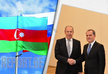 Meeting of Foreign Ministers of Azerbaijan and Russia