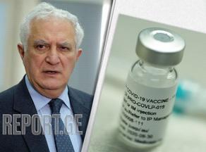 Амиран Гамкрелидзе: Инфраструктура и медперсонал готовы к проведению вакцинации