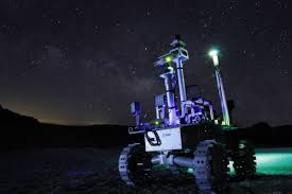 მთვარის ბნელ კრატერებს ლაზერული როვერი შეისწავლის