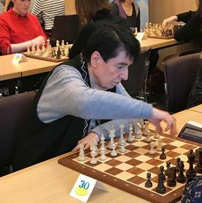 One more success of the Georgian chess player women