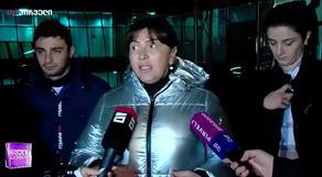 ინგა გრიგოლია: ტვ პირველის გადამღებ ჯგუფს თავს დაესხნენ