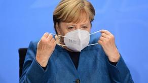 Ангела Меркель привилась вакциной от COVID-19