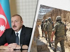 Ильхам Алиев объявил об освобождении еще нескольких сел и стратегических высот