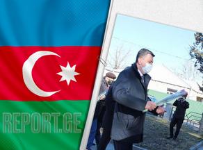 Посол Азербайджана посетил мемориал шехидов в Грузии