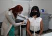 Госминистр прошла вакцинацию второй дозой в Телави