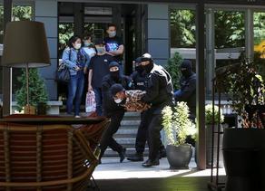 Десятки протестующих были задержаны в Казахстане