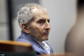ამერიკელი მილიონერი რობერტ დარსთი მკვლელობაში ბრალდებულად ცნეს
