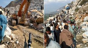 Eight miners killed by a mine collapse in Pakistan