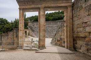 ძველ საბერძნეთში შშმ პირთათვის ბილიკი 2 500 წლის წინ მოაწყვეს - PHOTO