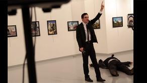 თურქეთში რუსეთის ელჩის მკვლელობაში ბრალდებულებს სამუდამო პატიმრობა მიუსაჯეს