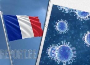 Во Франции объявлен всеобщий карантин