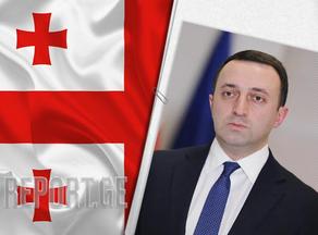 Irakli Gharibashvili: Million doses of Pfizer will arrive in Georgia