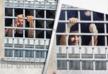 სააკაშვილის ციხის ფანჯარასთან გამოჩენის გამო იუსტიციის გენინსპექციამ მოკვლევა დაიწყო