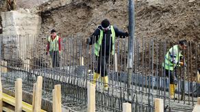 Construction activities decrease by 20%