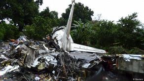 სამხრეთ სუდანში ავიაკატასტროფას 17 ადამიანი ემსხვერპლა
