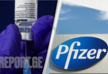 Half million Pfizer doses in Georgia