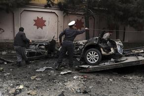 ქაბულში სამი აფეთქება მოხდა, დაღუპულია 5 ადამიანი
