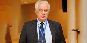 Amiran Gamkrelidze: Mix chacha with water; it has antiseptic qualities